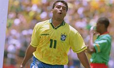 Romário Good Soccer Players, Best Football Players, Real Madrid, Fifa, Brazil World Cup, Football Hall Of Fame, Soccer World, Victorious, Polo Ralph Lauren