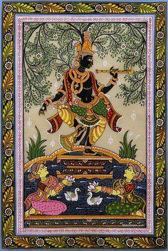 Divine Krishna Brajeswar Pattnaik