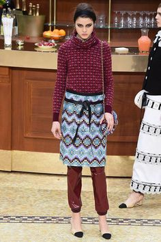 Chanel, Look #75