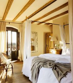 Interiors | A Spanish Villa