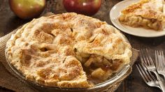 Receta de Tarta de manzana americana (American Apple Pie)