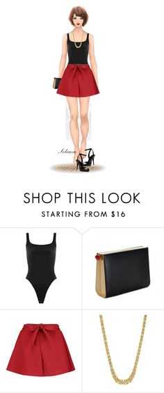 """Sem título #305"" by soleuza ❤ liked on Polyvore featuring Norma Kamali, Boohoo, Bloomingdale's and Michael Kors"