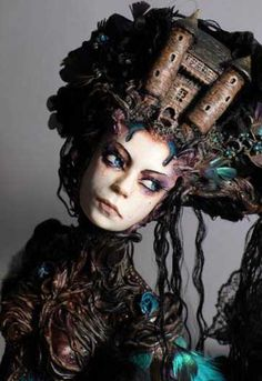Virginie Ropars Art dolls