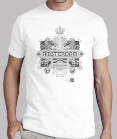 Camisetas Artysmedia - http://www.latostadora.com/artysmedia/amsterdam/726664