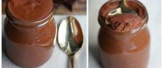 Extra čokoládový mousse len ze dvoch surovín