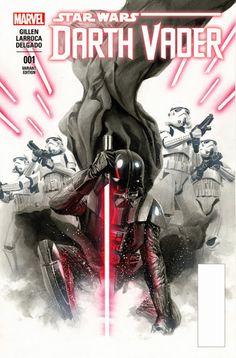 'Star Wars: Darth Vader #1' Variant Cover Unveiled | The Star Wars Underworld