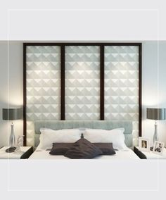 3d wall panels for interior wall decoration