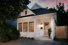 Berkshires riverfront home.  Beautiful and I would love to see more places zoned for smaller houses.