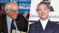 Bernie Has Diplo's Vote, And Now We Know