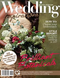 Wedding Inspirations Autumn 2017 Cover.