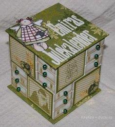 20 идей для создания шкатулок своими руками, для украшений, как сделать из коробки — сделай своими руками   Мастер классы с фото на Goldenhands
