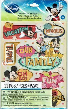 90 ans Mickey Panini Autocollant 47-Disney