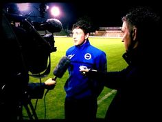 Twitter / BHASnappy: Keep an eye out for @TommyElph4 first post match interview in 14 months http://www.seagulls.co.uk . Welcome back! #BHAFC