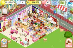 Bakery story beat game I like it .this my bakery story