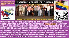 EL 6D 2015 EL PUEBLO DIALOGO Y DECIDIO