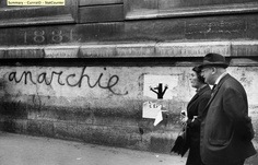 Marc Riboud, Paris, Mai 1968
