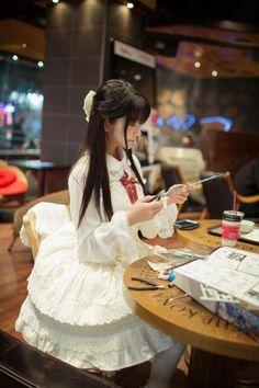 韓国のびっくりするくらい、天使すぎるモデル「YURISA(ユリサ)」ちゃんをご紹介♡