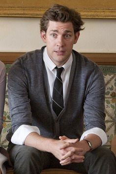 "John ""Panicking Cutely"" Krasinski 