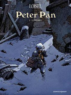 « Peter, après ces 14 années, je te laisse poursuivre ton chemin... seul. Peter, mon pauvre garçon ! » - Loisel