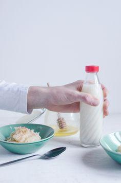 Istället för... Mjölk - Hemmagjord Havremjölk