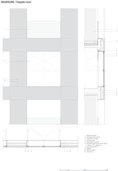 40 housing units Saussure LAN