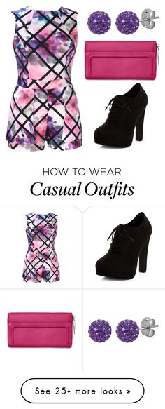 """Casual"" by missolivetree on Polyvore featuring New Look, GRETCHEN and Tresor Paris"