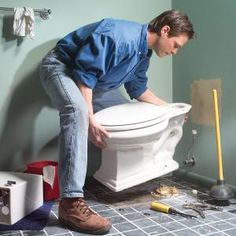 Fix the 4 most common causes of leaks under the toilet. With the right parts it's easier (and cheaper) than you think.