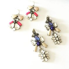 Sparkle! Which one? -http://ift.tt/1OOU5VT #earrings #jewelry #fashion #stylish #love #diamond