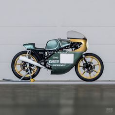 A Triumph Trident that ran in the 1972 Bol d'Or, a Moto Guzzi Strada dripping with vintage charm, a custom BMW from Taiwan, and a chiropractor-approved version of the R nineT Racer. Motorcycle Trailer, Cafe Racer Motorcycle, Motorcycle Art, Triumph Motorcycles, Motorcycle Design, Vintage Bikes, Vintage Motorcycles, Vintage Cars, Custom Motorcycles