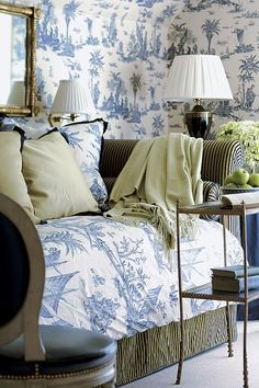 Adding layers and texture to make a room inviting and comfortable