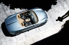 Overall, the MINI Superleggera Vision's simple and elegant lines offer a fusion of British and Italian design languages.
