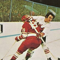Canada vs. USSR, Summit Series in 1972, Moscow. Hockey Teams, Hockey Players, Ice Hockey, Sports Teams, Brad Park, Summit Series, Vancouver Canucks, Nfl Fans, My Themes