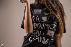 ''E a programação evolui quando?''  #VVAR #Evolução #NathaliaKrauze #LFAbreu #Photography #MCMarechal