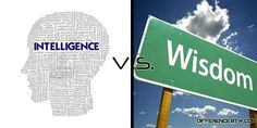 Advertisements Main Difference: Intelligence and wisdom are two qualities that are attached with the mental capabilities and skills of human beings. The both terms like same but it is not the case. There are many points that create differences between these two similar terms. The main difference between intelligence and wisdom is that intelligence means [...]