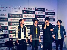 [Alexandros]2015/7/9 JAPAN NIGHT launch party! [Alexandros] will be playing July 10th and 11th. Hope to see you there!
