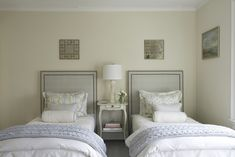 twin bedroom | Dalia Canora Design