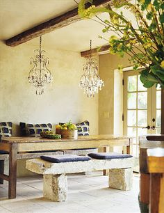 Rustic ( Wendy Owens design) wine country design