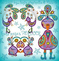 luzia pimpinella: stickdateien   embroidery