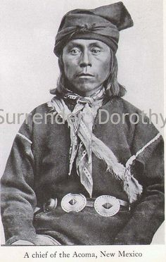 Anoma Man New Mexico Native People Photogravure by SurrendrDorothy, via Flickr