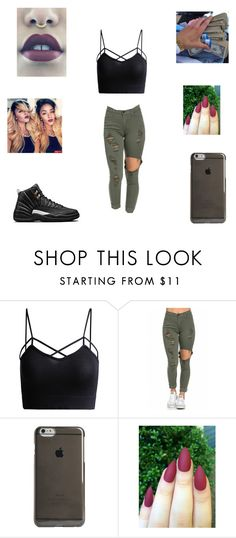 """""""Untitled #262"""" by shaylaallen ❤ liked on Polyvore featuring Agent 18"""