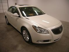 2012 Buick Regal, White, 10944729