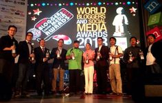 Best Win Favourite Lifestyle Blog MSMW 2013 Awards
