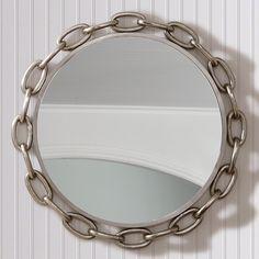 "Linked Mirror / 40"" Dia. - DESIGN & BOARD, INC."