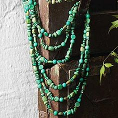 Turquoise Necklace...gorgeous!
