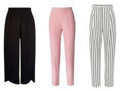 """kate pants yes"" by k-i-tolmacheva on Polyvore featuring мода, Esme Vie и TIBI"