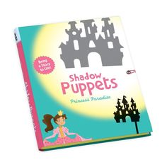 Mudpuppy Shadow Puppets Princess Paradise