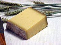 Comté cheese. Great French cheese made from unpasteurized cow's milk.