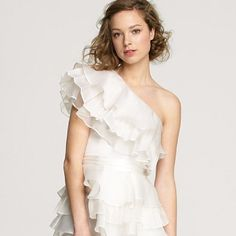 Destination wedding dress?  Jcrew