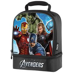 ShopThermos.com The Avengers Dual Lunch Kit