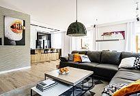 Mieszkanie prywatne 4 pokoje - Nowe Orłowo - Invest Komfort - Gdynia Orłowo | Architekt wnętrz - Gdańsk, Gdynia, Sopot - Dragon Art